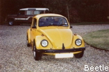 1973 VW Beetle 1200 'Jeans Edition'